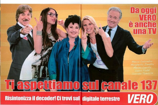 Vero Tv  l'isola felice del digitale terrestre.