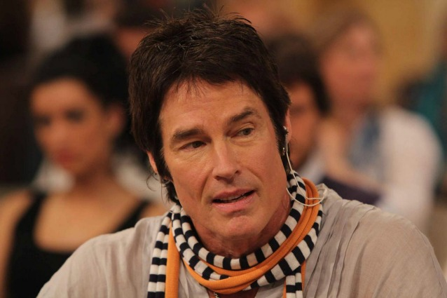 Ronn Moss ferito in un incidente d'auto.