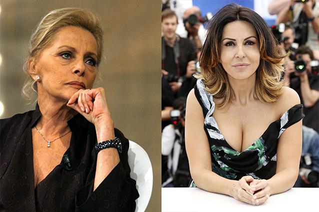 Baciamo le mani, fiction Mediaset con Sabrina Ferilli e Virna Lisi