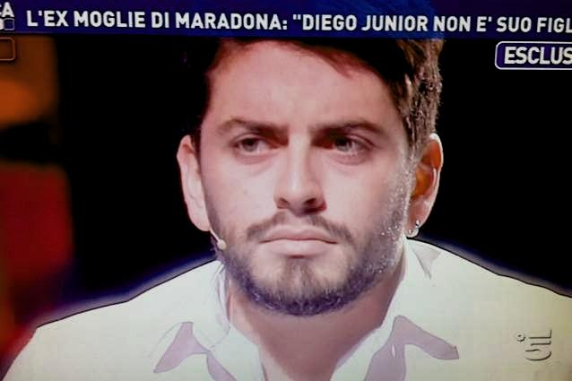 Diego Jr non è figlio di Maradona, le parole choc della ex ...