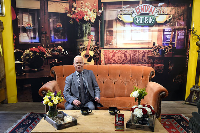 Per i 20 anni di Friends apre il Central Perk per fare ...