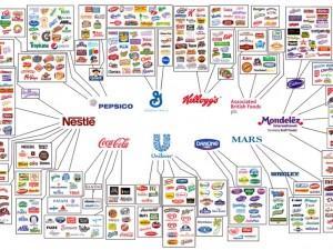 Chi controlla il cibo nel mondo