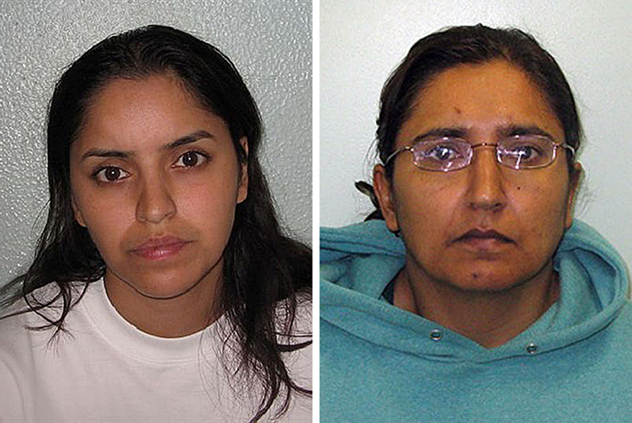 Uccisero la figlia indemoniata, due donne condannate a 13 e 18 anni | Fanpage - condannate-omicidio-Ayesha-Ali