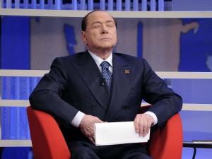 Silvio Berlusconi ospite di Coffe Break