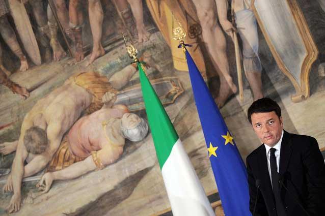 Renzi da hollande e cosa fa l italia dopo gli attentati di for Cosa significa matteo
