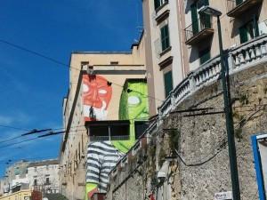 Blu torna a Napoli (foto di Nadja Rubano)