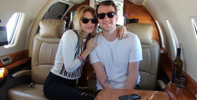 Aereo Privato Napoli : La coppia che è riuscita a volare da boston washington