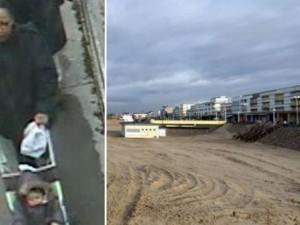 Mamma abbandona figlioletta sulla spiaggia per farla annegare: