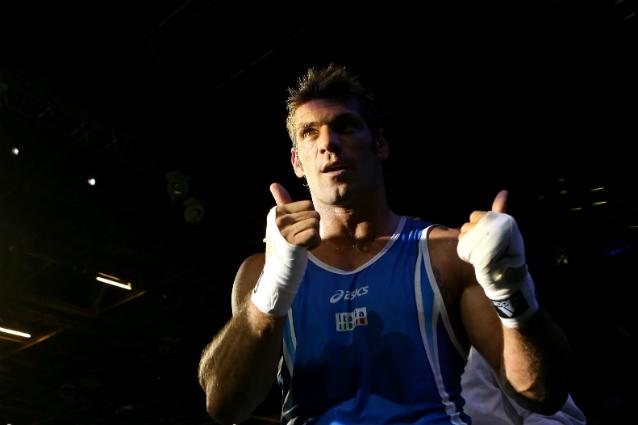 Boxe, Clemente Russo eliminato con polemiche ai quarti di finale
