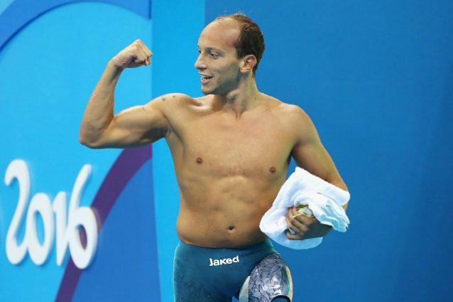 Paralimpiadi Rio, primo oro italiano con Morlacchi nei 200 misti nuoto