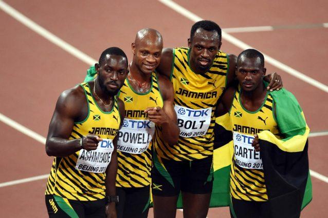 4x100, positività di Carter. Bolt perde il triplo triplete