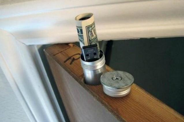 I 10 nascondigli in casa per ingannare anche il pi furbo - Nascondigli segreti in casa ...
