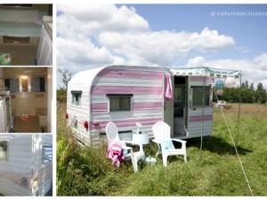 Come trasformare un vecchio rimorchio nella casa mobile dei sogni
