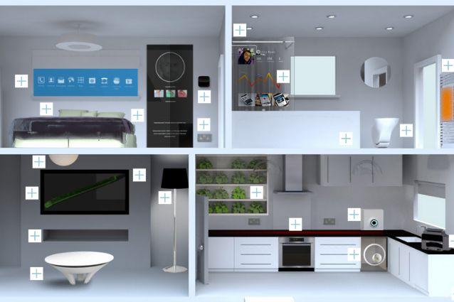 Come vivremo nel 2030 benvenuti nella casa del futuro - Bagno del futuro ...