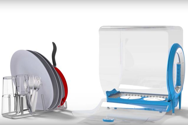 Gli usi alternativi della lavastoviglie gli oggetti che for Cucinare nella lavastoviglie