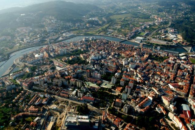 Pontevedra, la città dove non esistono automobili