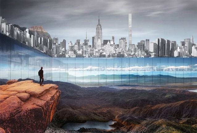 300 metri di parete attorno a Central Park: ecco come cambierà New York