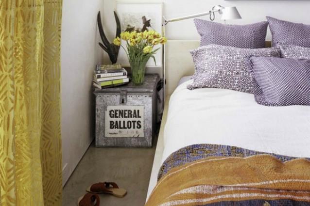 Comodini creativi ecco le soluzioni pi originali per la - Oggetti per la camera da letto ...