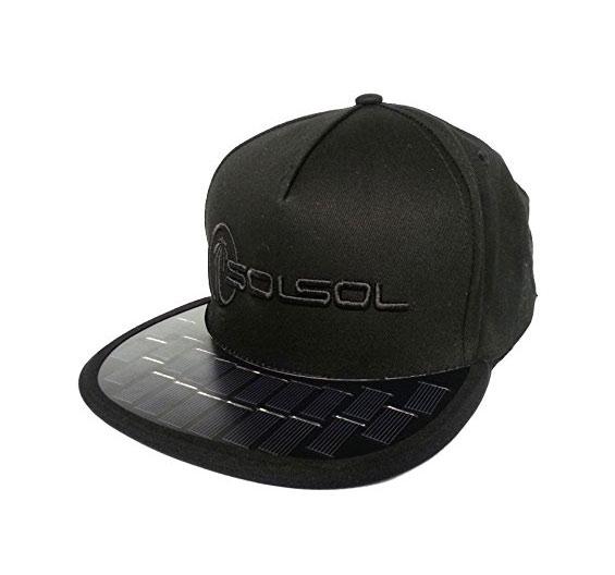 Cappello Con Pannello Solare : Ricarica lo smartphone con l energia solare ecco il