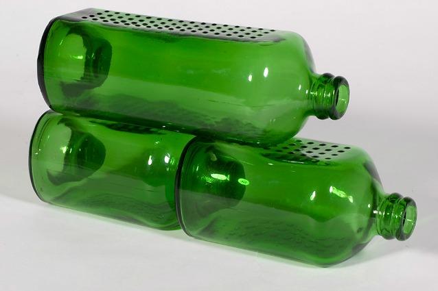 Pareti Con Bottiglie Di Vetro : Heineken wobo la bottiglia di birra diventa mattone per costruire