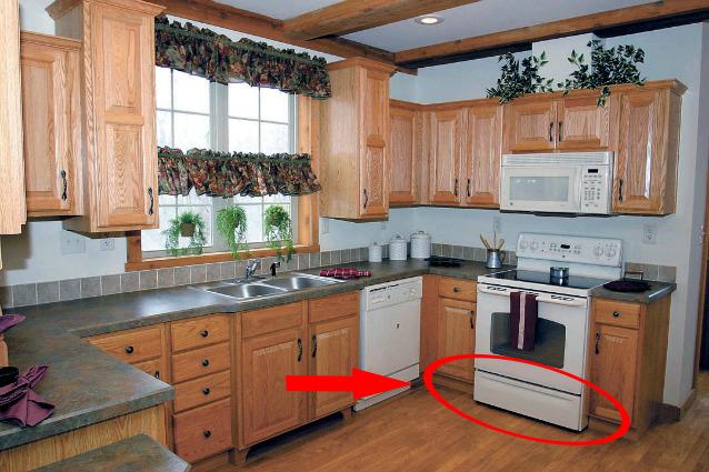 Ecco a cosa serve il vano sotto il forno della cucina - Sonicatore cucina a cosa serve ...