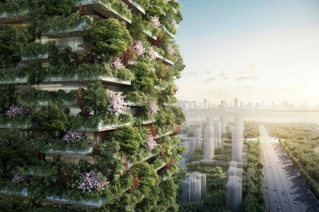 Il Bosco Verticale raddoppia: nascerà in Cina il gemello del grattacielo milanese