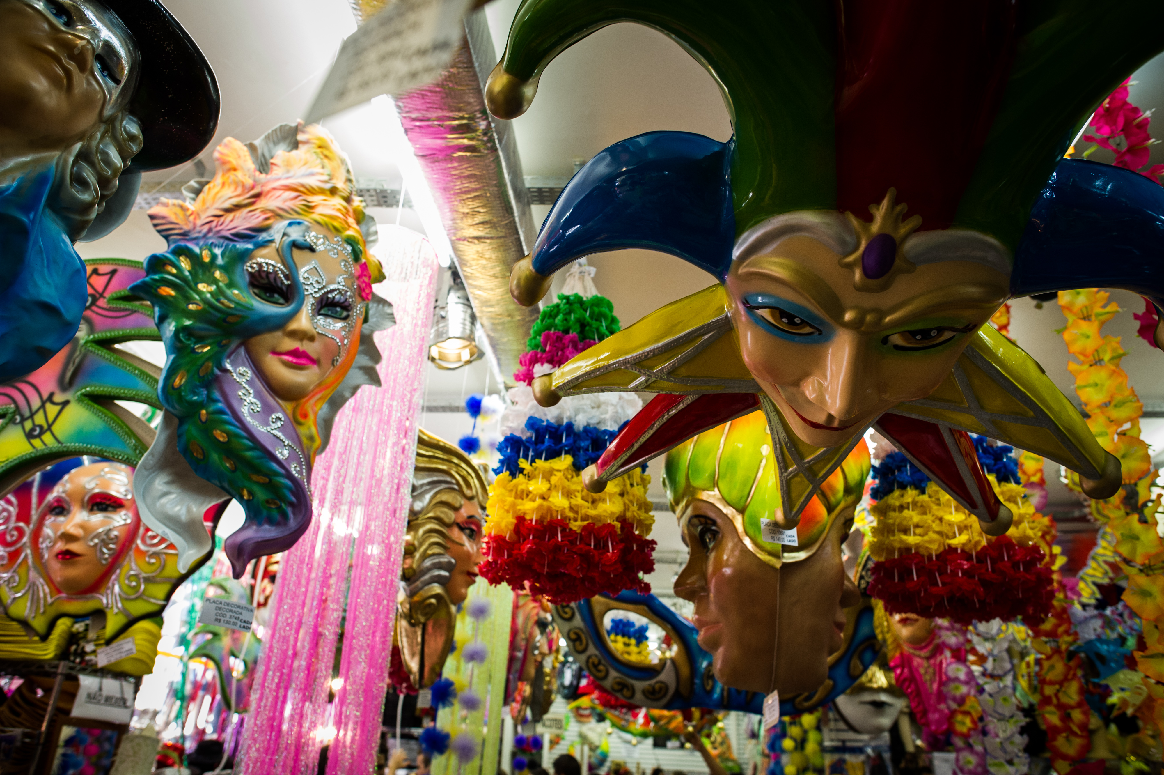 Carnevale idee per addobbi fai da te e decorazioni for Addobbi casa fai da te