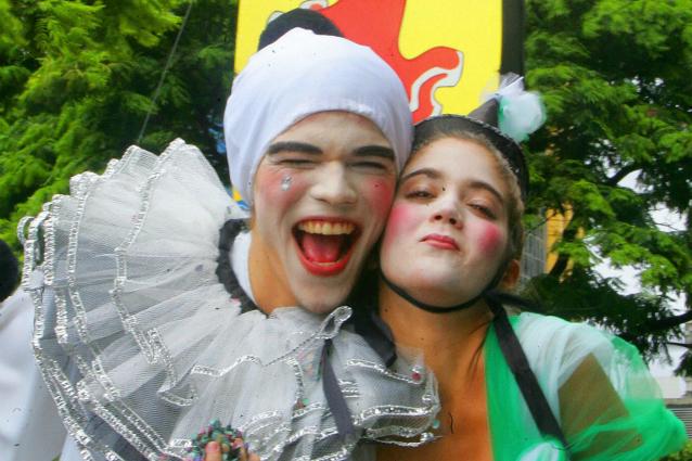 Da Pierrot ad Arlecchino, ecco i costumi che i bambini degli anni
