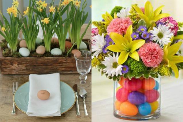 Decorazioni di pasqua tante idee semplici da realizzare - Decorazioni uova pasquali per bambini ...
