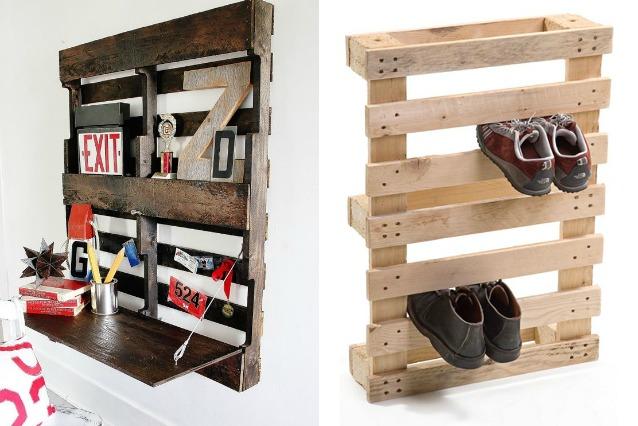 tavoli da giardino idee originali pallet : Tutte le idee per riciclare i pallet in modo originale (FOTO)