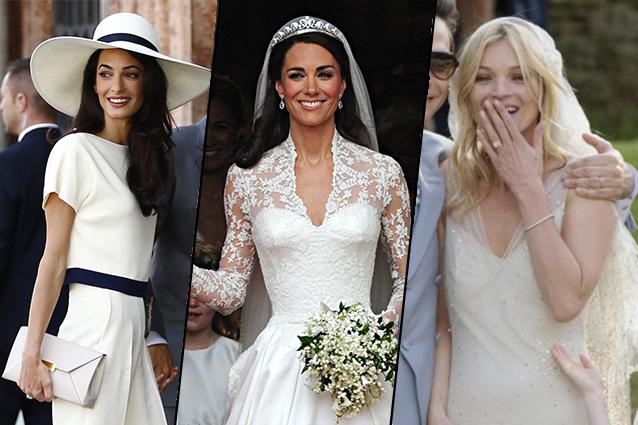 Trucco e capelli per il matrimonio: copia il look delle ...