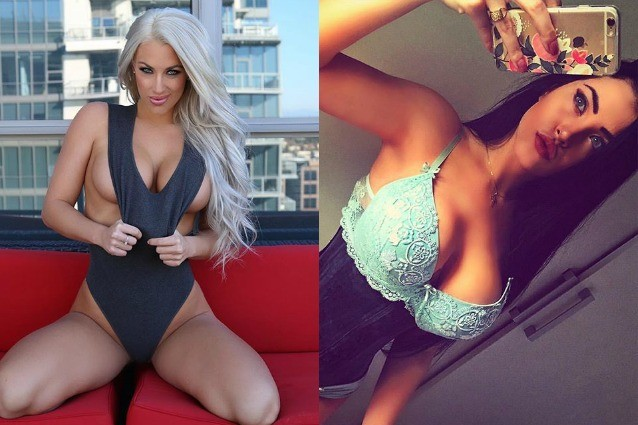 Sexy e semisconosciute le 7 donne pi hot di instagram foto for Femmine italiane
