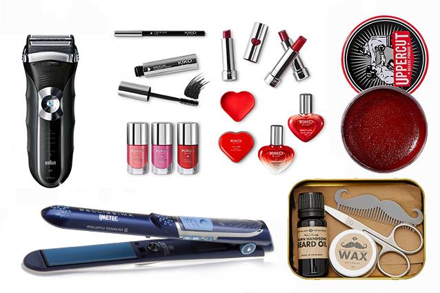 San valentino 10 regali beauty per lei e per lui foto for Regali tecnologici per lui