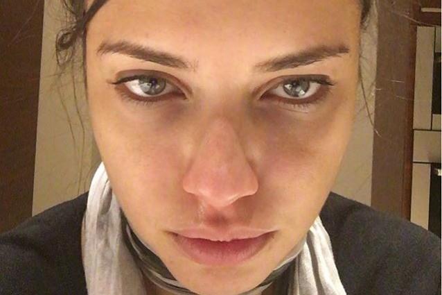 Adriana Lima: 'fare la modella non è facile'