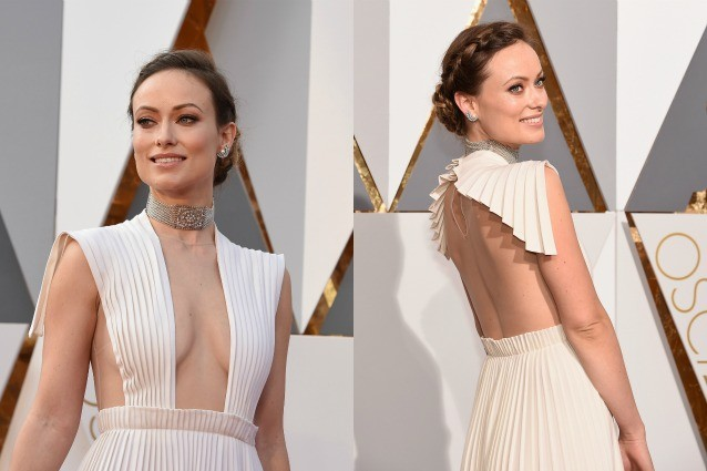 Oscar 2016: tutti gli abiti delle star sul red carpet