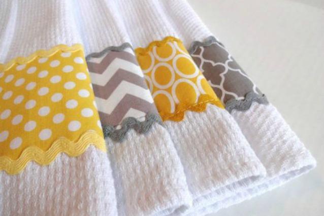 Amato Come riutilizzare vecchi asciugamani FL59