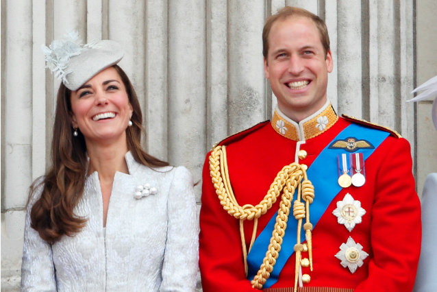 Matrimonio Kate E William : William e kate festeggiano anni di matrimonio il loro è