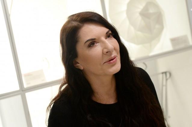 Marina Abramovic: non ho voluto figli per la mia carriera
