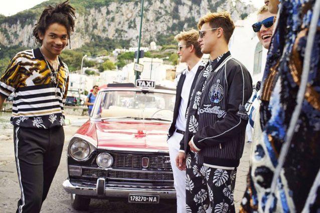 Dolce e Gabbana, ritorno a Napoli divi e celebrità attese a Capri