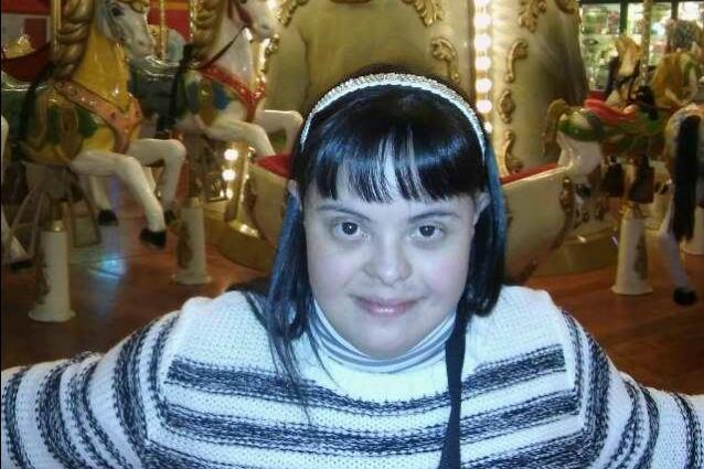 Argentina: la maestra con sindrome di Down Noelia Garella