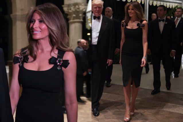 Melania Trump indossa Dolce e Gabbana. Stefano pubblica FOTO ma…