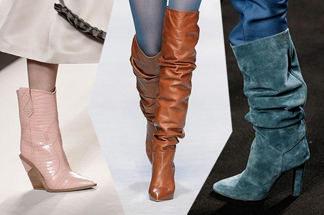 Le scarpe di moda il prossimo autunno inverno 2019 sono 10: inizia a desiderarle con 48 varianti pazzesche advise