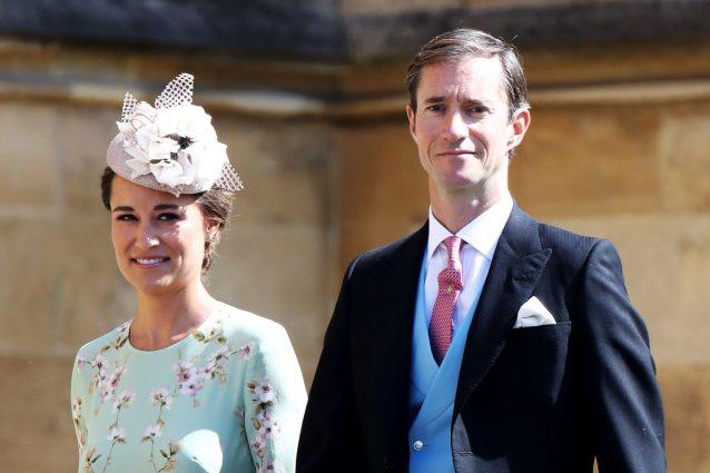 Il nome del figlio di Pippa Middleton è da vero royal ed è un vero tributo al principe William