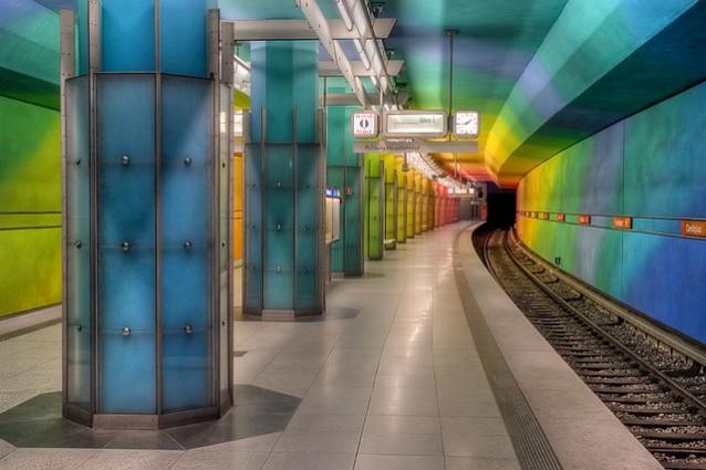Come muoversi a Monaco di Baviera: la guida completa