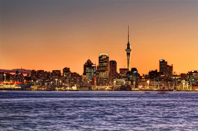 Auckland, Nuova Zelanda (Foto di Stewart Baird).