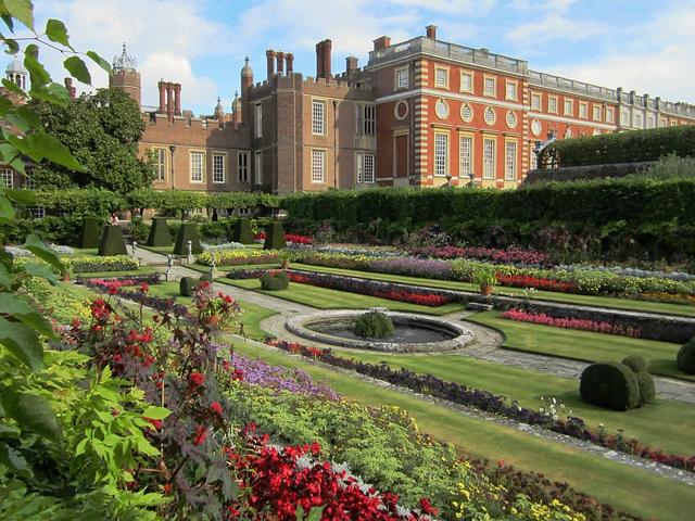 Hampton Court, Londra