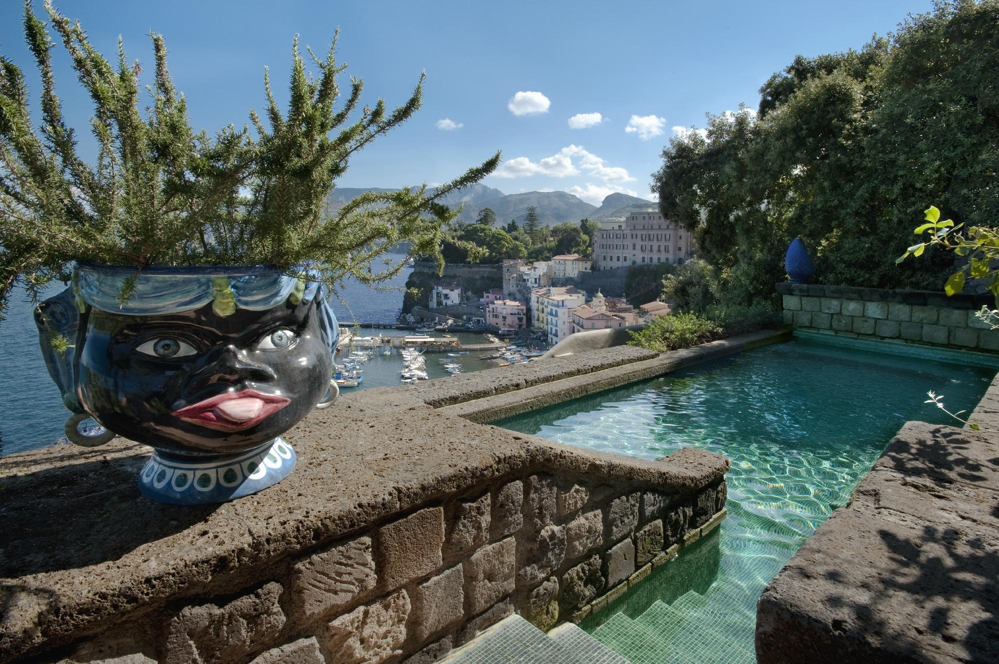A sorrento l hotel pi romantico d italia per un san valentino da favola - Maison la minervetta ...