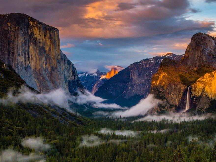 Scatti mozzafiato dai parchi nazionali: bellezze naturali made in Usa