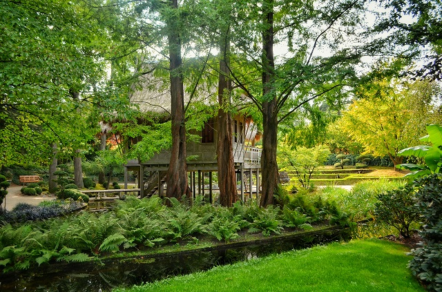 Kasteeltuinen arcen giardini del castello di arcen olanda for Giardino orientale