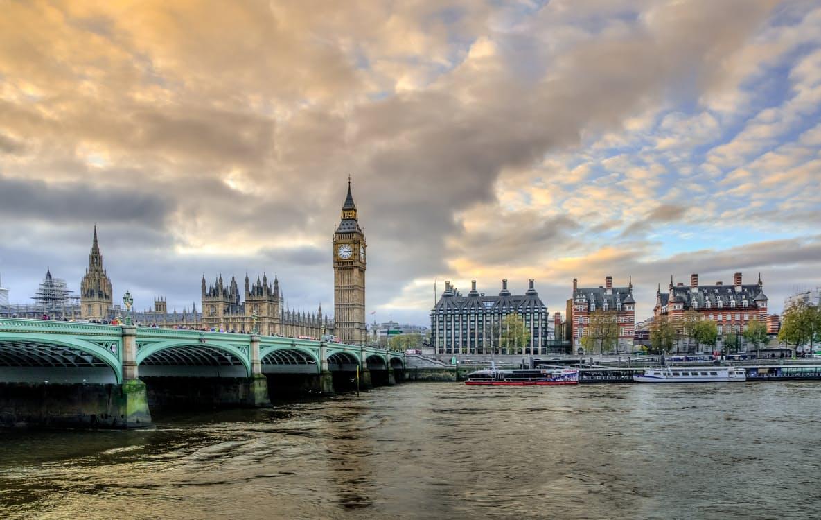 Londra. Foto da Pixeles